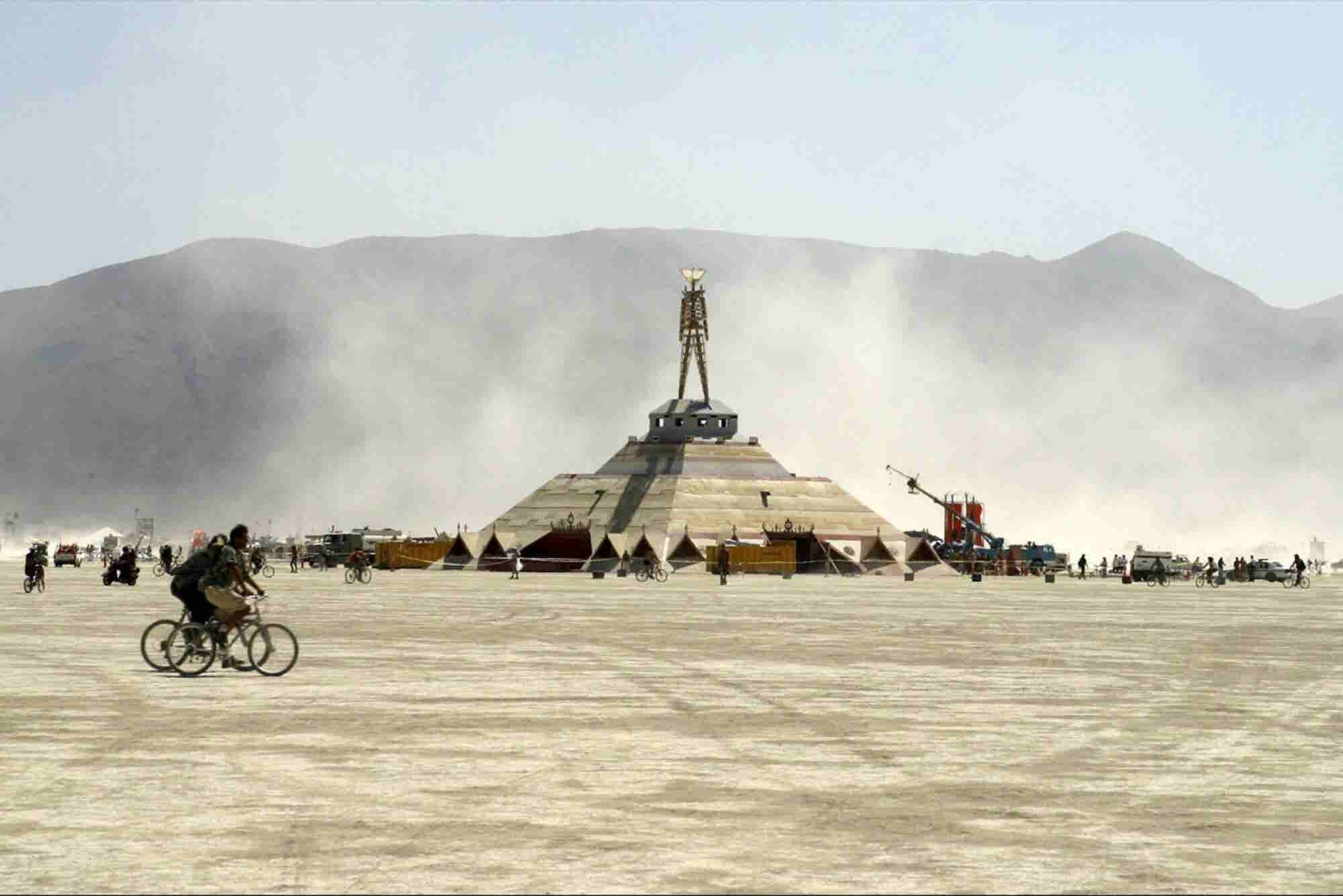 Radical Inclusion: How Burning Man is Helping Create a New Breed of Entrepreneur