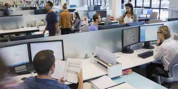 Ready to Kill Your Company's Open-Floor Plan? Drop the Machete.