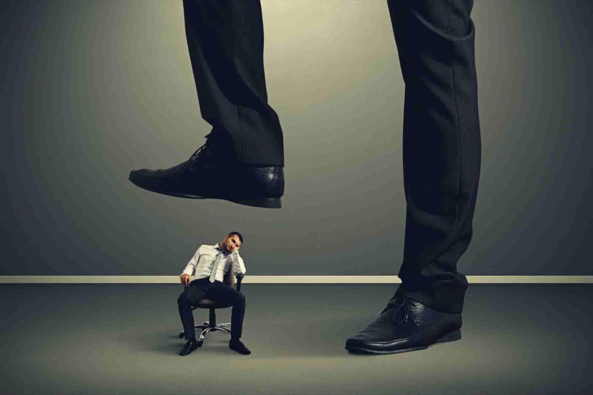 4 hábitos del pésimo jefe