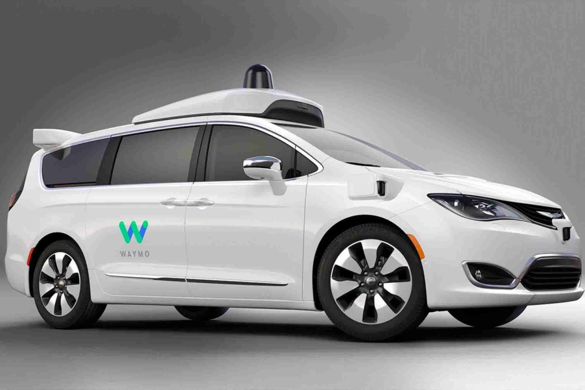 Waymo Moves in on Uber Again With Self-Driving Truck Plans