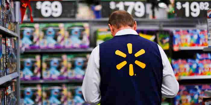 Walmart Punishes Employees for Taking Sick Days, New Report Says