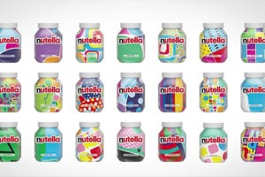 Nutella's New Jars Are Designed by an Algorithm