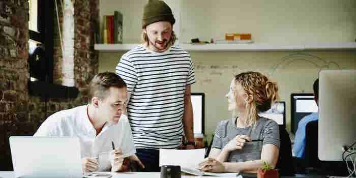 How Millennials Are Unlocking the New World of Work