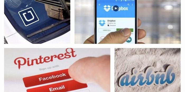 """Estas son las startups del """"club de los 10 mil millones de dólares"""""""
