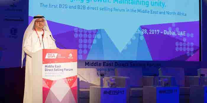 Dubai Hosts The Debut Edition Of The Middle East Direct Selling Forum