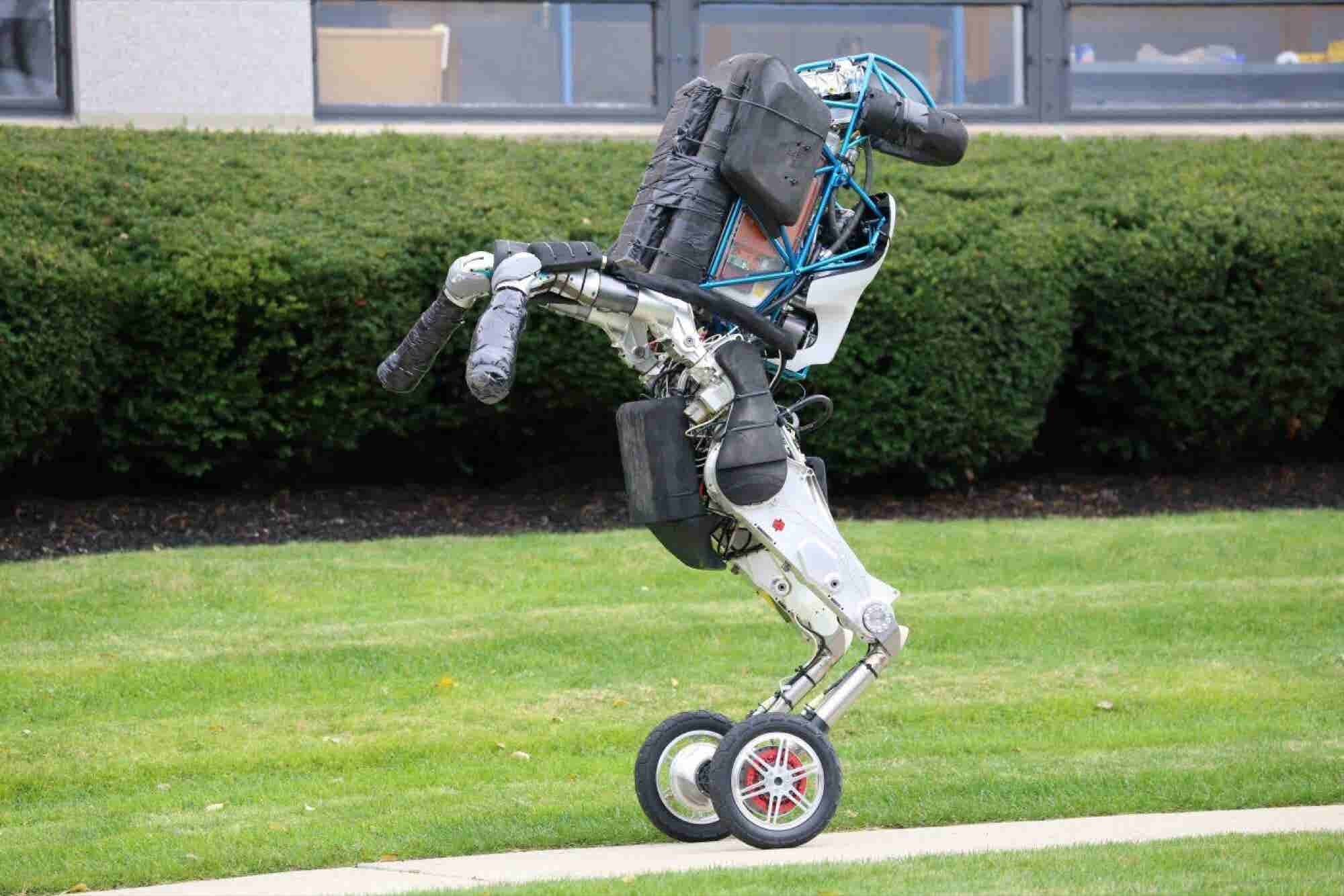 Alphabet Sells Boston Dynamics to Softbank