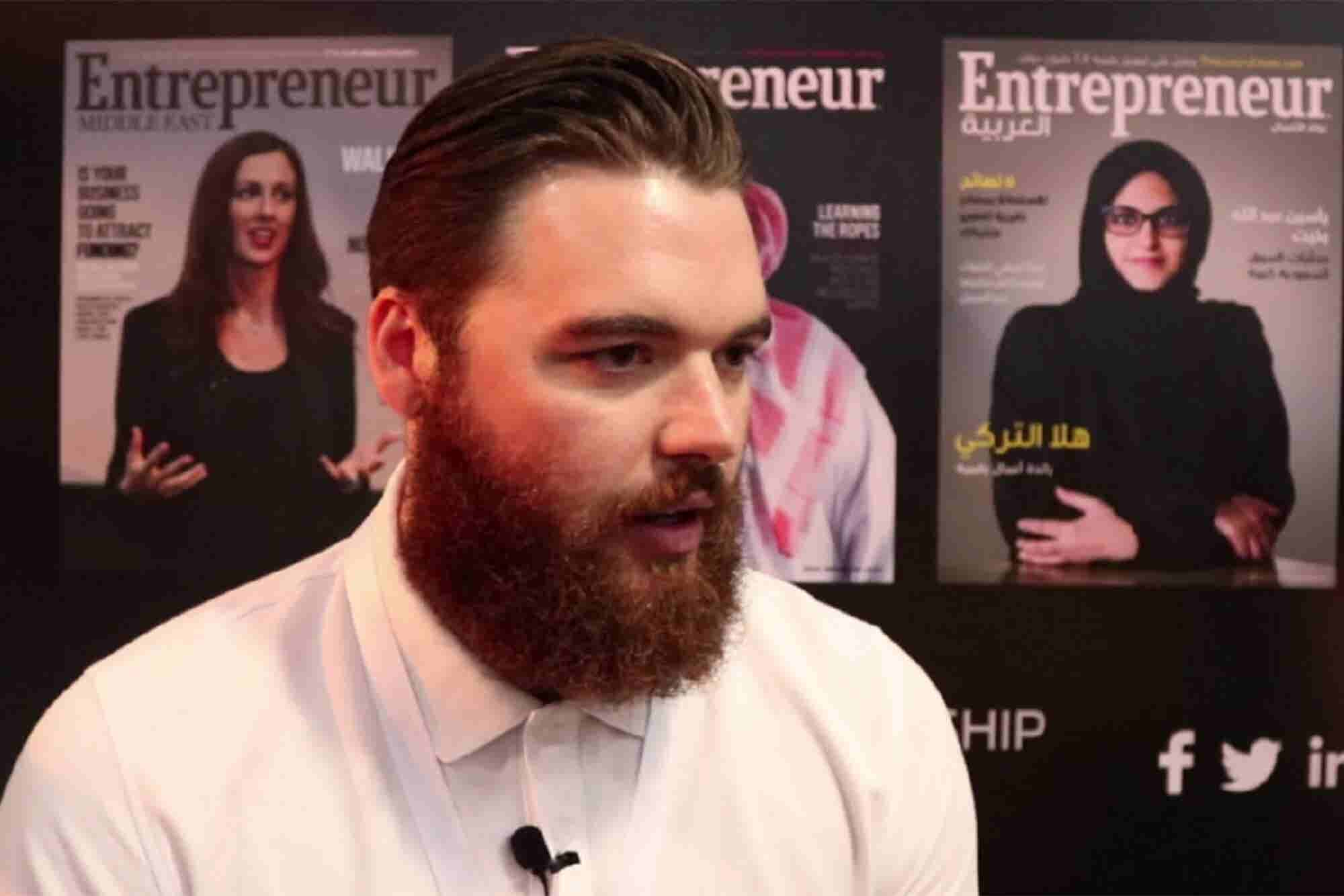 YallaParking Co-founder Craig McDonald On Becoming The Region's Go-To Parking Platform