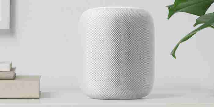 Apple Unveils HomePod At WWDC 2017