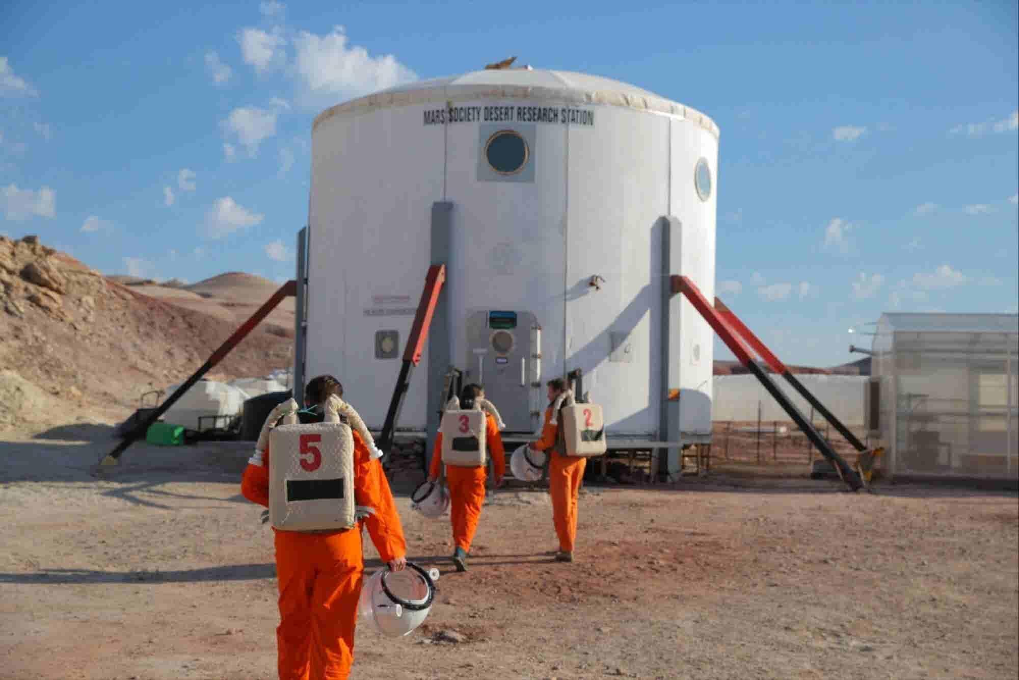 Ikea Designers Using Mars Simulator for Ideas Understand a Secret About Creativity