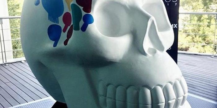 Mexicráneos, el proyecto de arte con el que esta Pyme fascinará a la CDMX