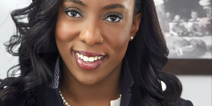 This Woman Wants to Run Harlem's First Billion-Dollar Startup