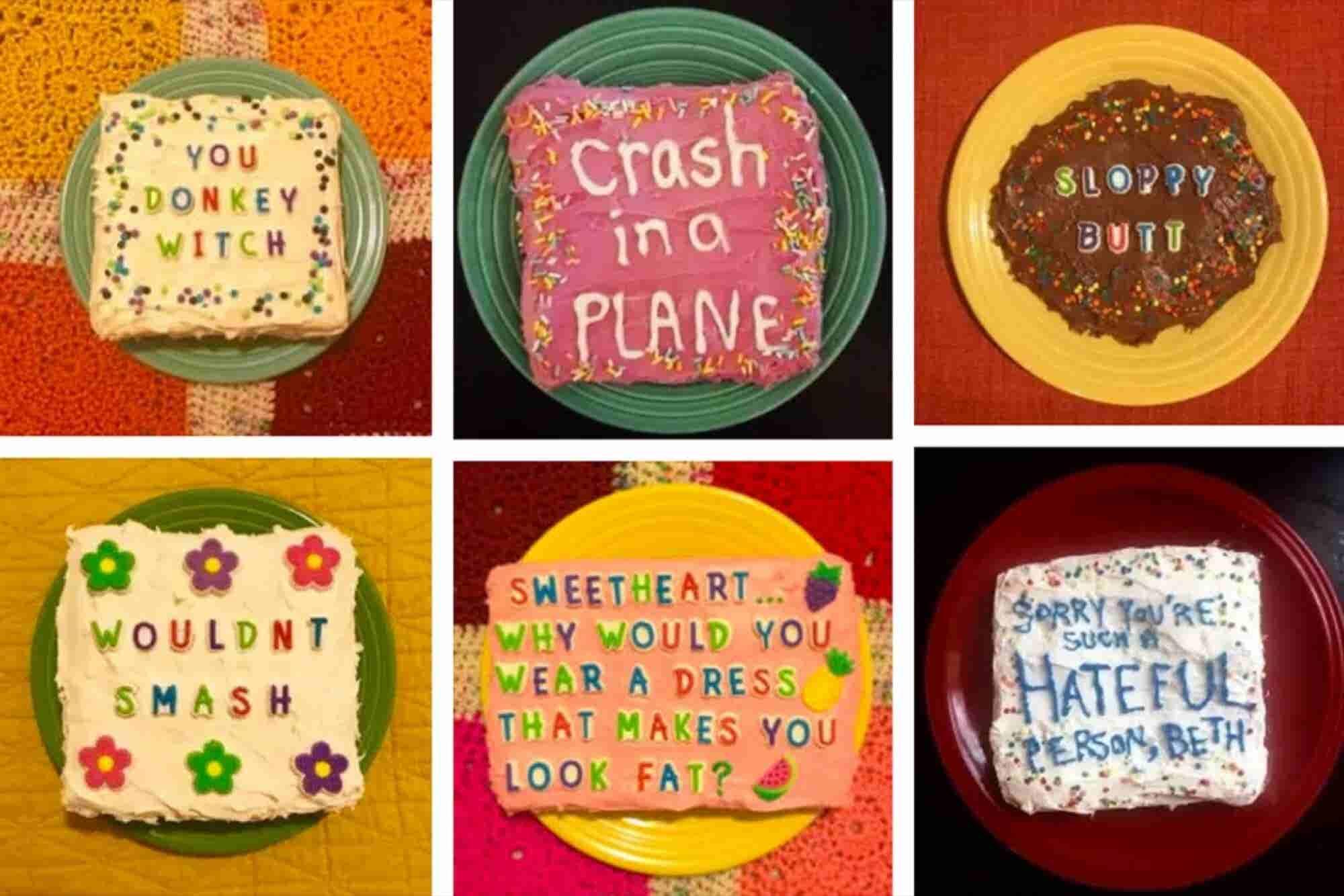'Troll Cake' Makes Your Internet Nemesis Eat Their Words