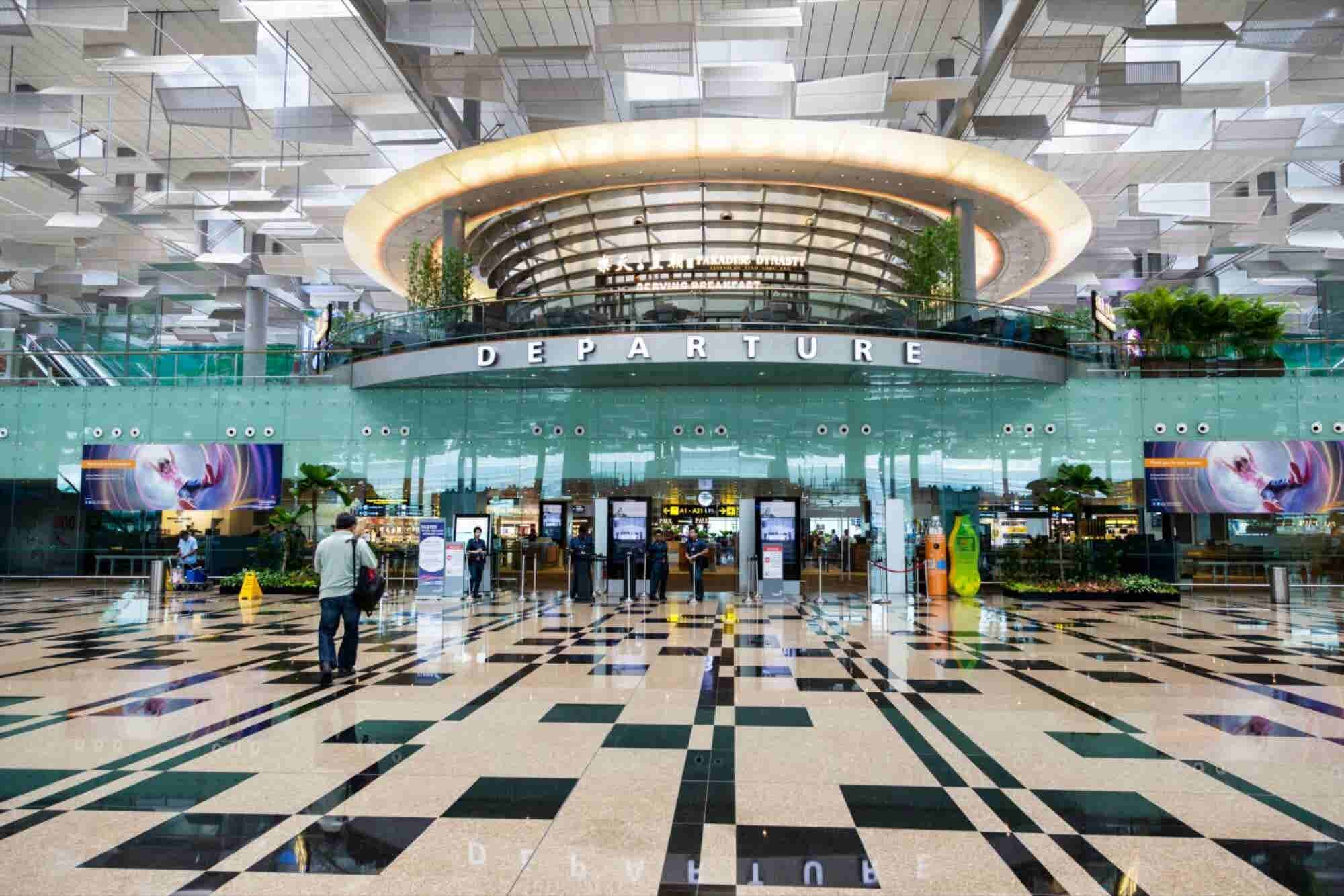 The 10 Best Airports in the World