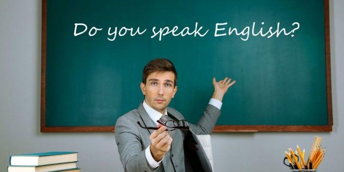 Los 4 errores que te impiden ser un 'master' en inglés