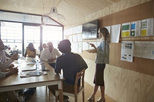 The 10-Point Conversation to Have with People Who Attended Your Presentation