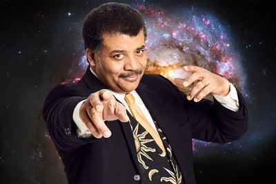 Astrophysicist Neil deGrasse Tyson Launches Kickstarter for Video Game