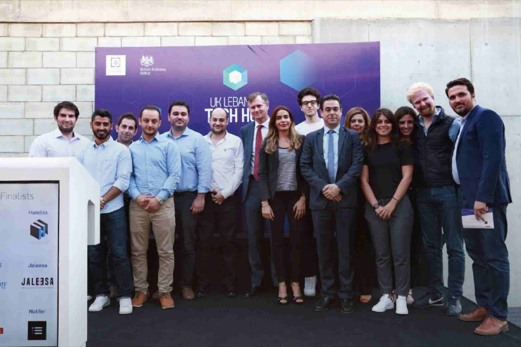 UK Lebanon Tech Hub Gets US$3.2 Million Boost To Accelerate Lebanese Tech Startups