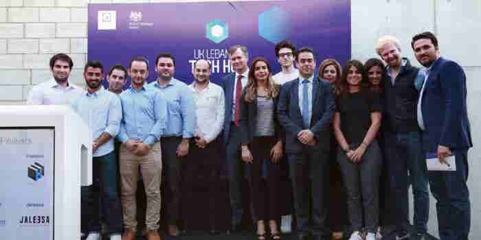 UK Lebanon Tech Hub Gets US$3.2 Million Boost To Accelerate Lebanese Tech Startups
