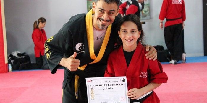 Passion Project: Wael Al Sayegh, Founder, Family Martial Arts UAE Leadership Academy