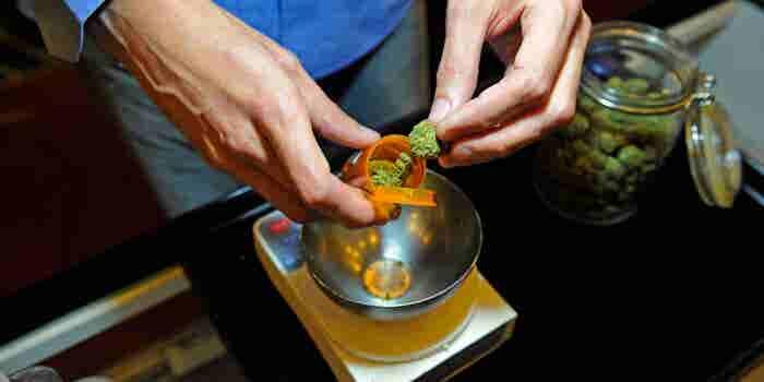 The $5-Billion Challenge Medical Marijuana Poses to Big Pharma