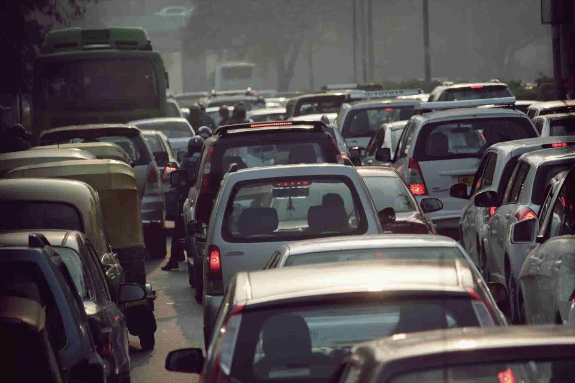 Technology Can Change the Way India Drives. Here's How
