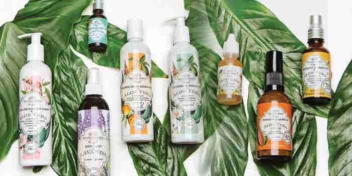 Boutique Herbal, diseño natural premium