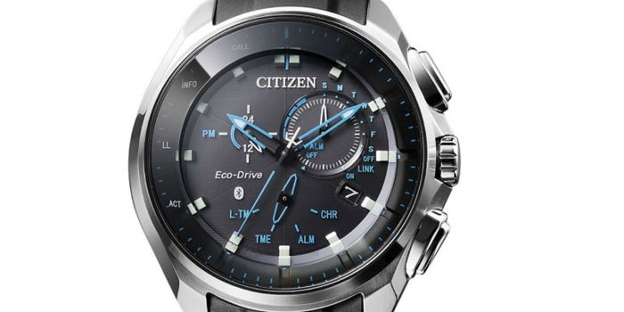 CITIZEN Bluetooth Watch Blends Classic Analog Style With Technology