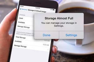 How to Free Up Space on Your iPhone or iPad