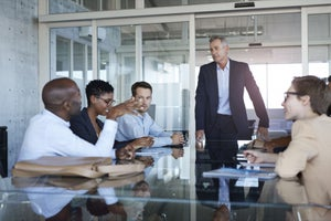 Confidence, Humility and the Effective CEO.