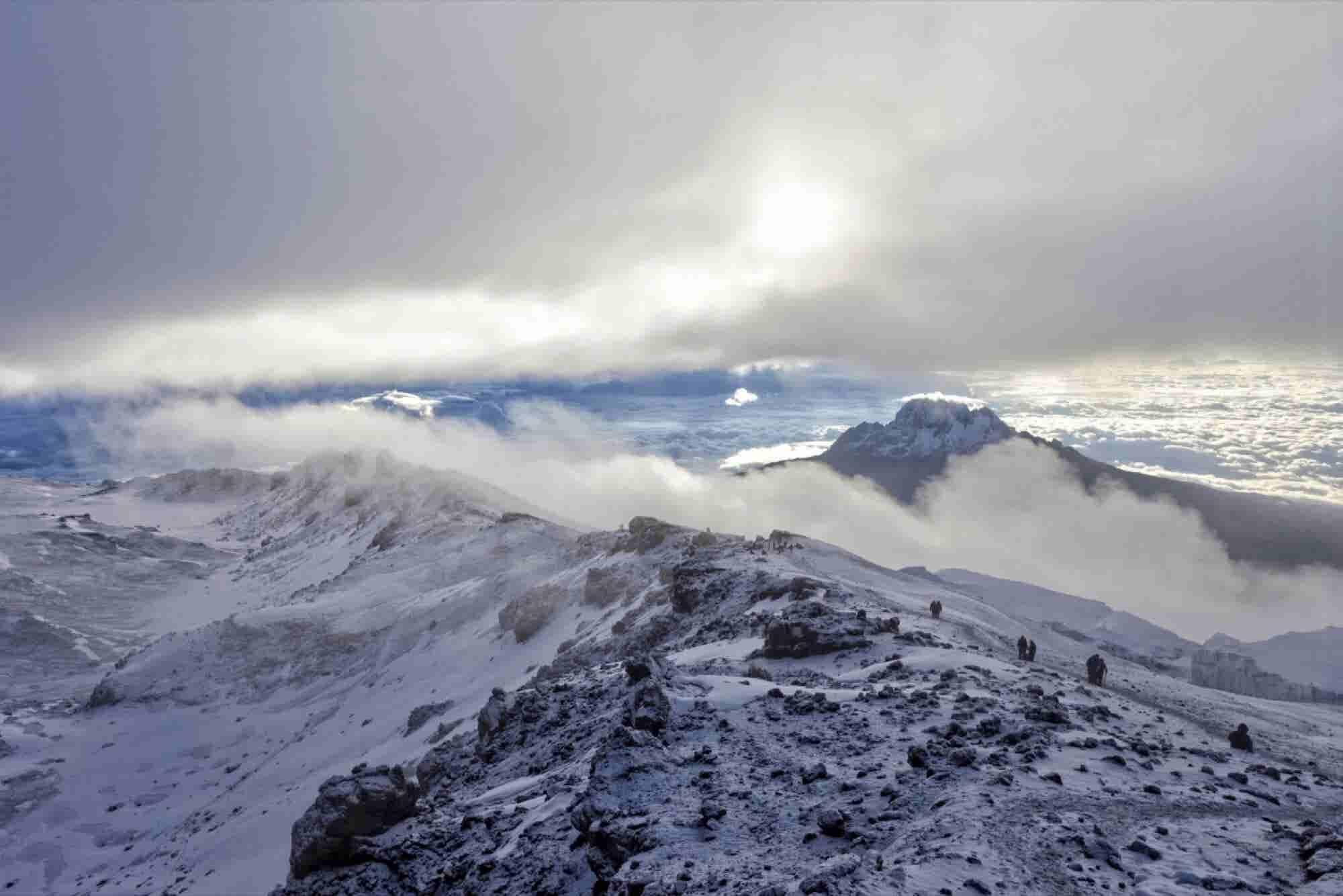 What Climbing Mount Kilimanjaro Taught Me About Climbing 'Mount Entrepreneur'