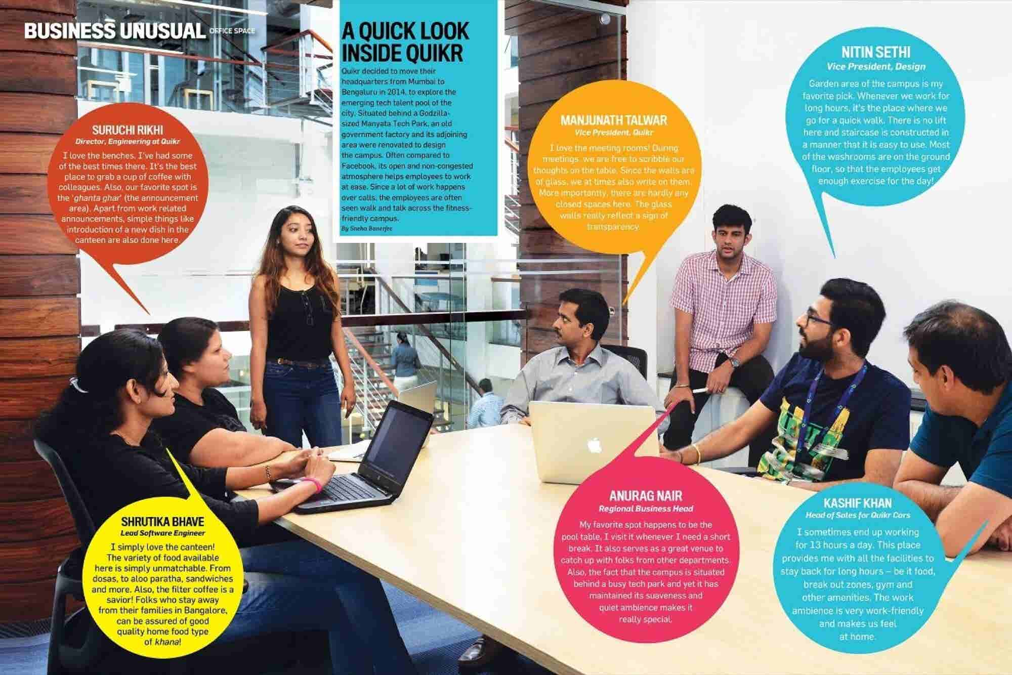 A Quick Look Inside Quikr