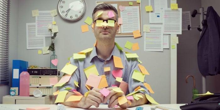 ¡Ojo! Estar ocupado no es sinónimo de ser productivo