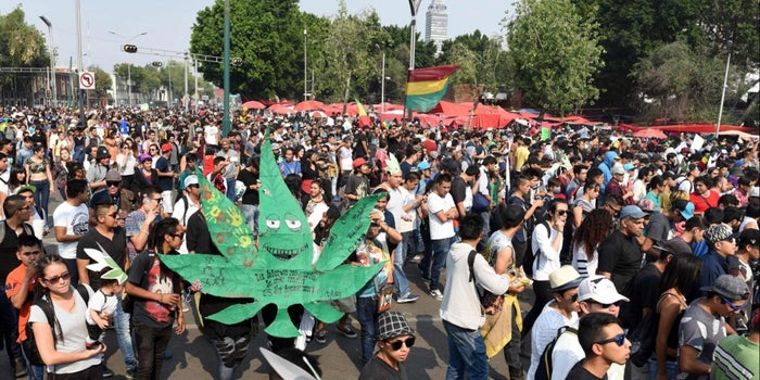 Mexico Joins Canada In Making Cannabis Legal, Leaving the US Far Behind in Marijuana Policy.