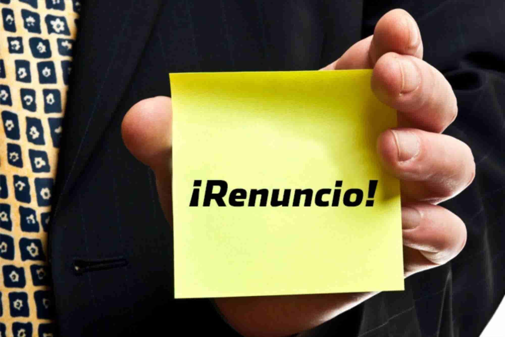 6 claves para renunciar a un trabajo