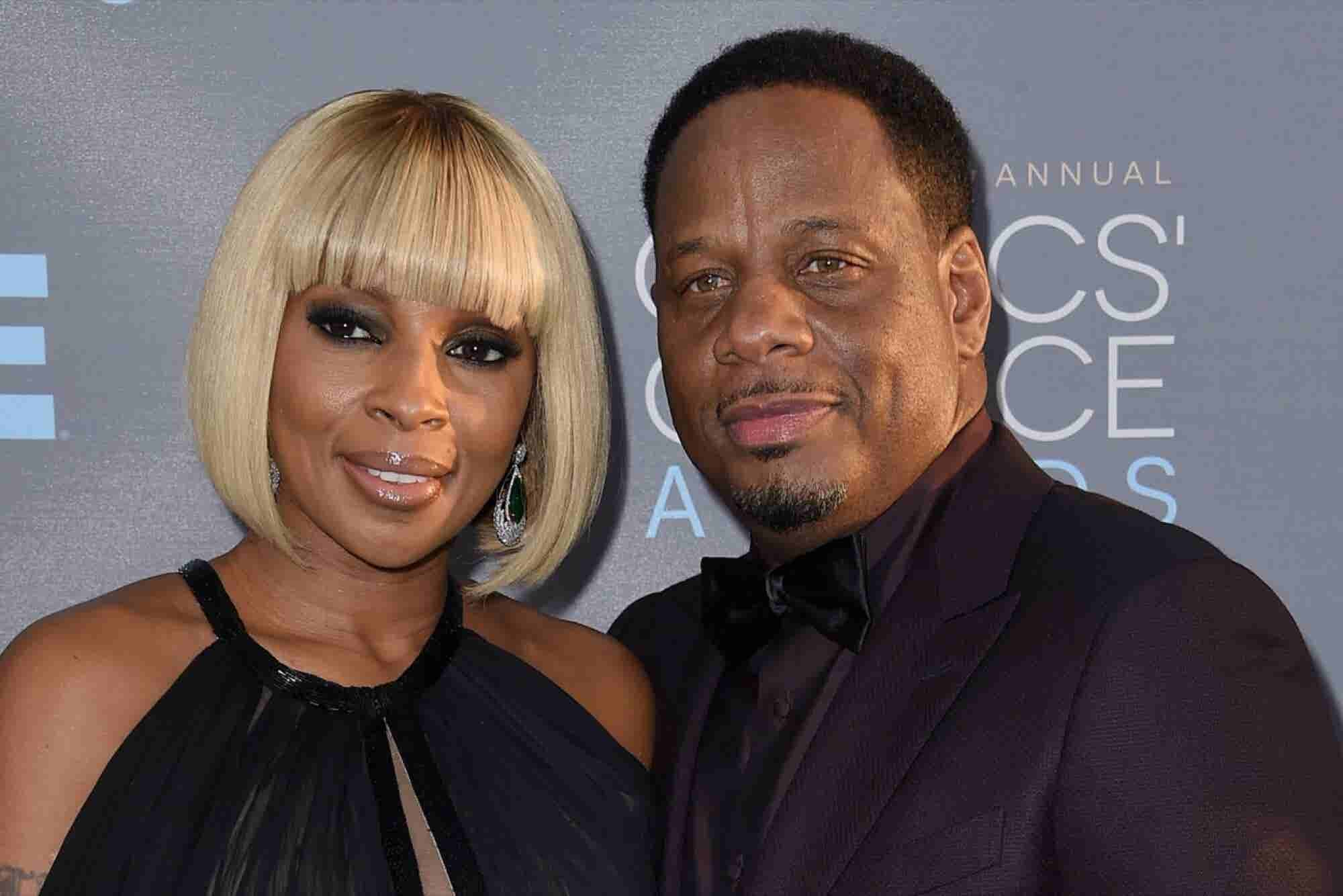 Mary J. Blige, Spousal Support and Your Business