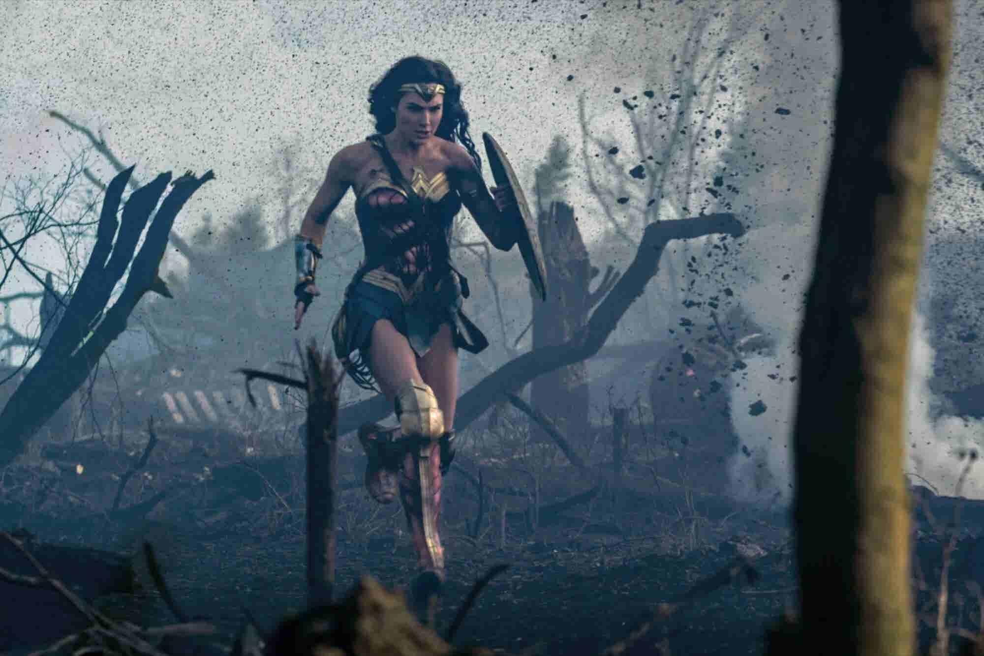 20 Wonder Woman Traits of Female Entrepreneurs