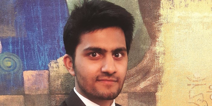 This Young Entrepreneur is Finding A Tech-Fix In Electronic Industry
