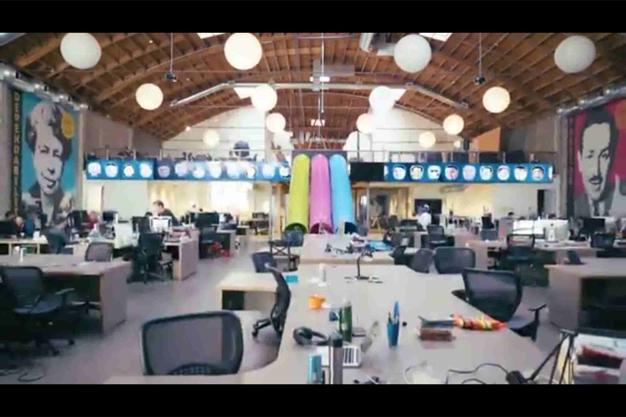 How 2 Brothers Created a Great Company and a Sweet Office Space