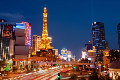 Sorry, But No You Can't Smoke Marijuana on the Las Vegas Strip Yet.