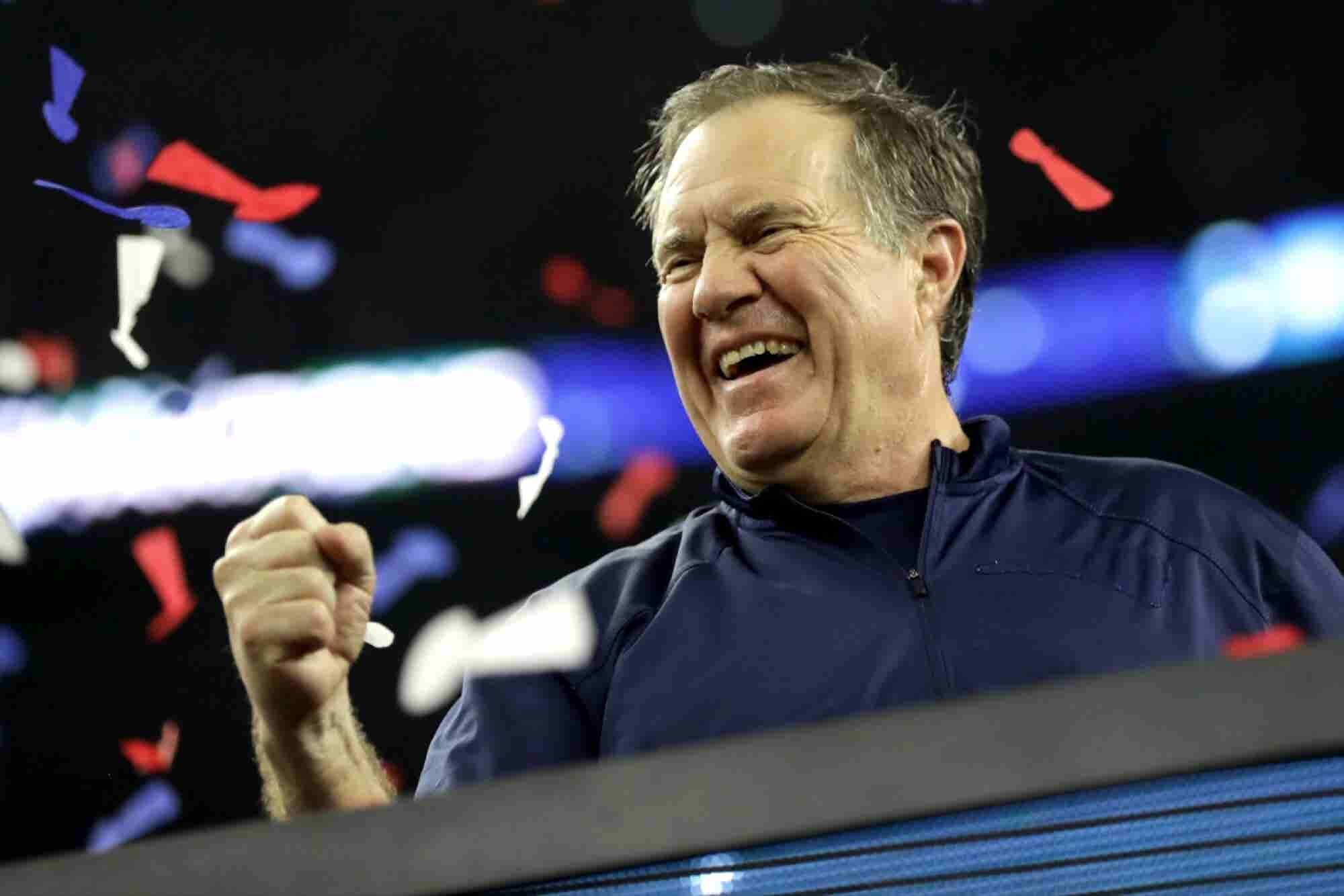 5 Ways to Shift the Momentum of Your Business Like Bill Belichick or John Wooden