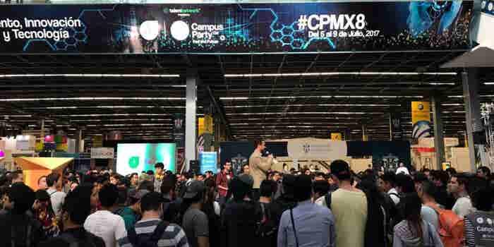 ¿Qué buscan las aceleradoras? Un experto lo revela en Campus Party 2017