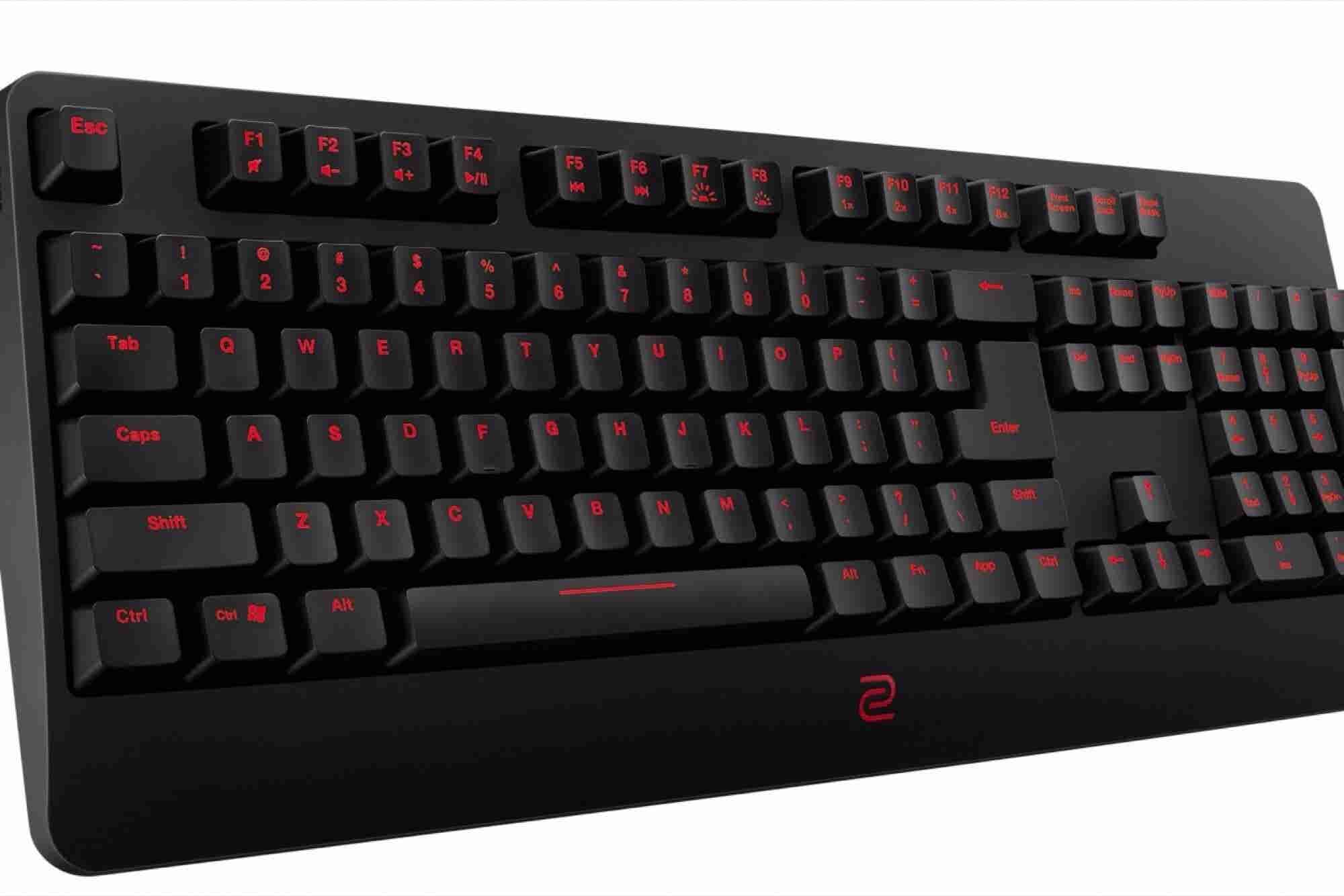 Tap Into It: BenQ's ZOWIE Celeritas II Caters To Gaming Enthusiasts