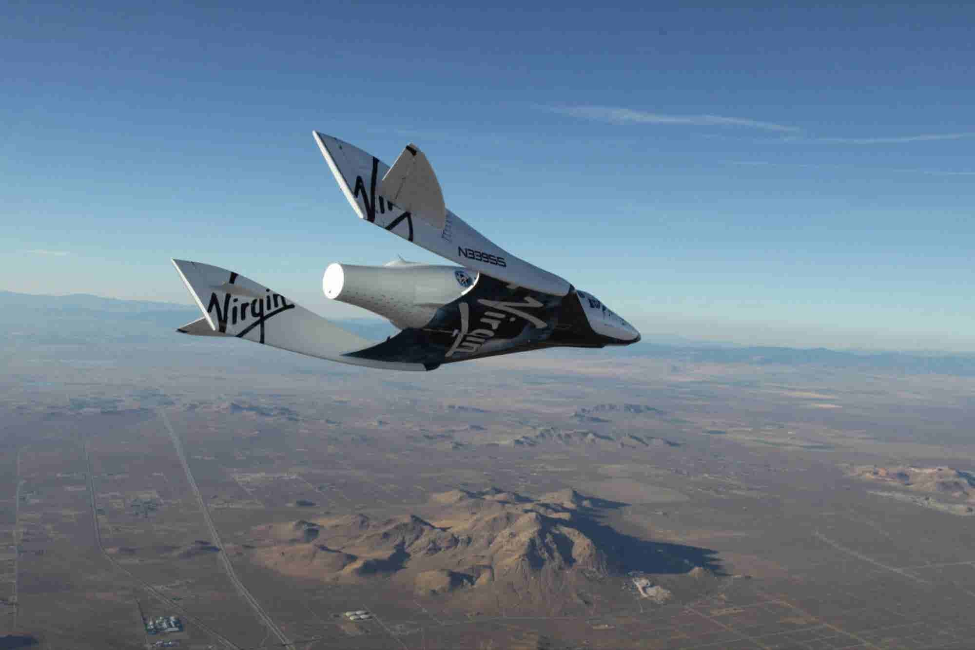 Virgin Galactic to Resume Test Flights