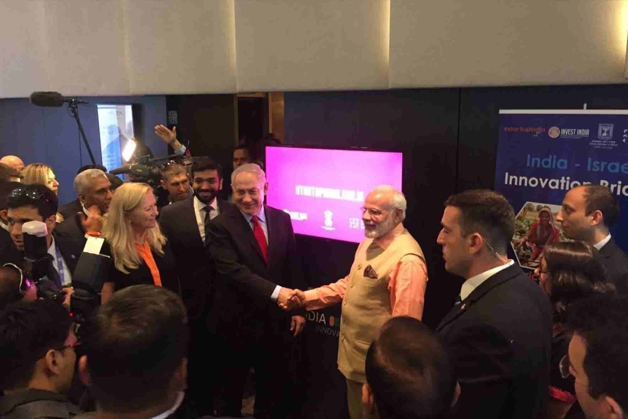 """India-Israel Innovation Bridge"" Launches"