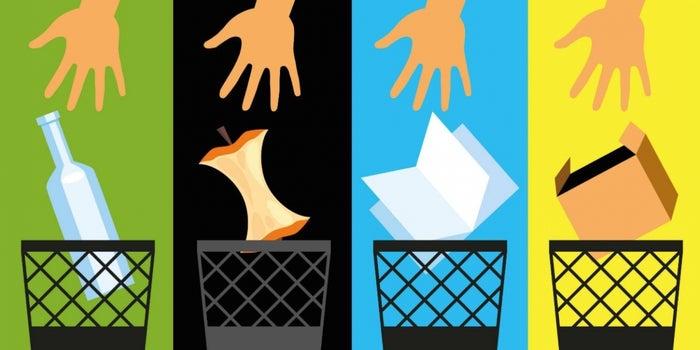 Todo lo que debes saber sobre la nueva separación de basura en CDMX