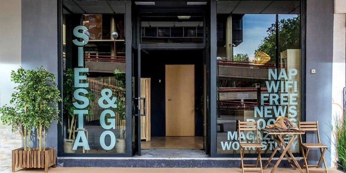 Nap-Happy Spain Finally Gets Its First Nap Cafe