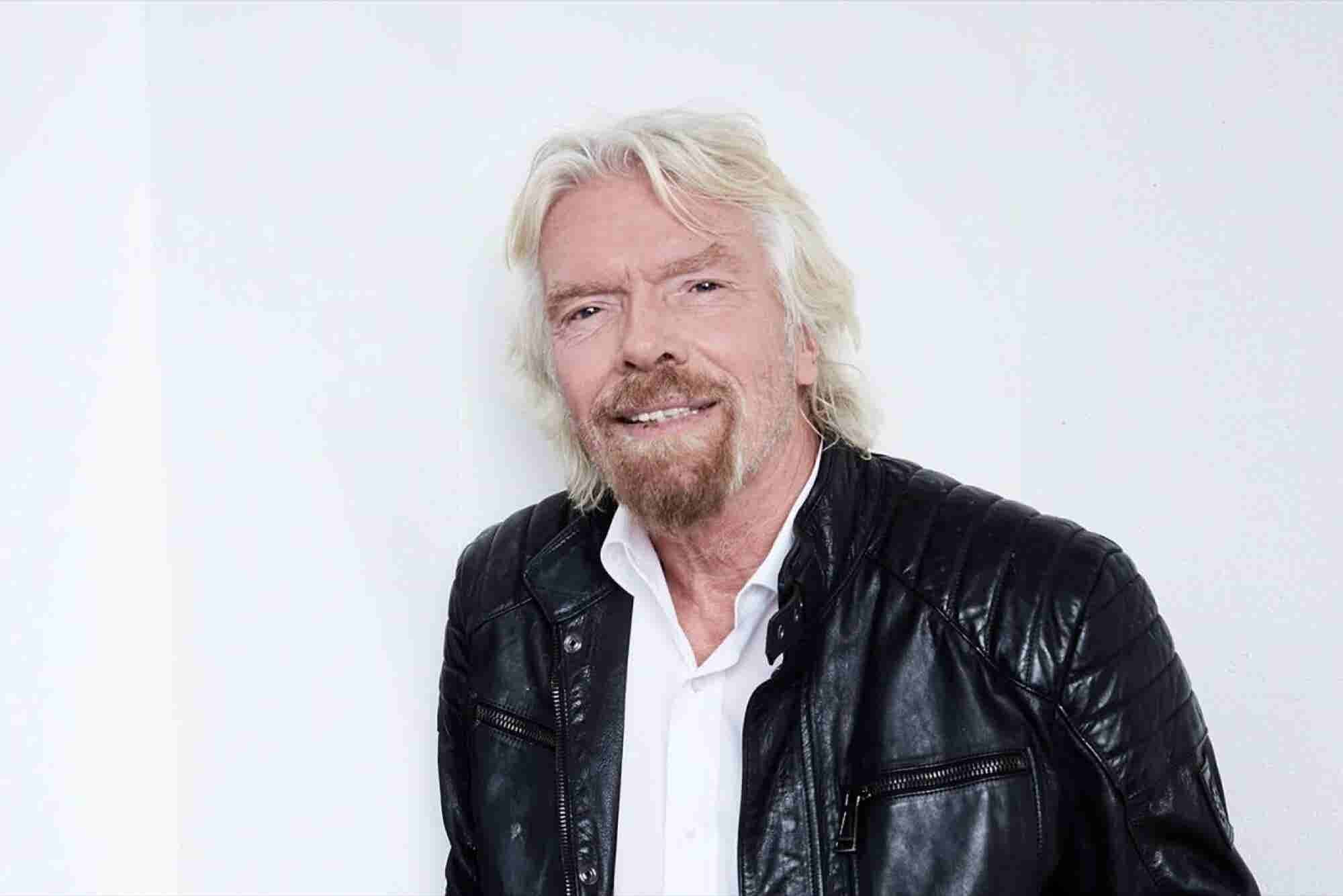 Billionaire Richard Branson Credits To-Do Lists as a Key to His Success