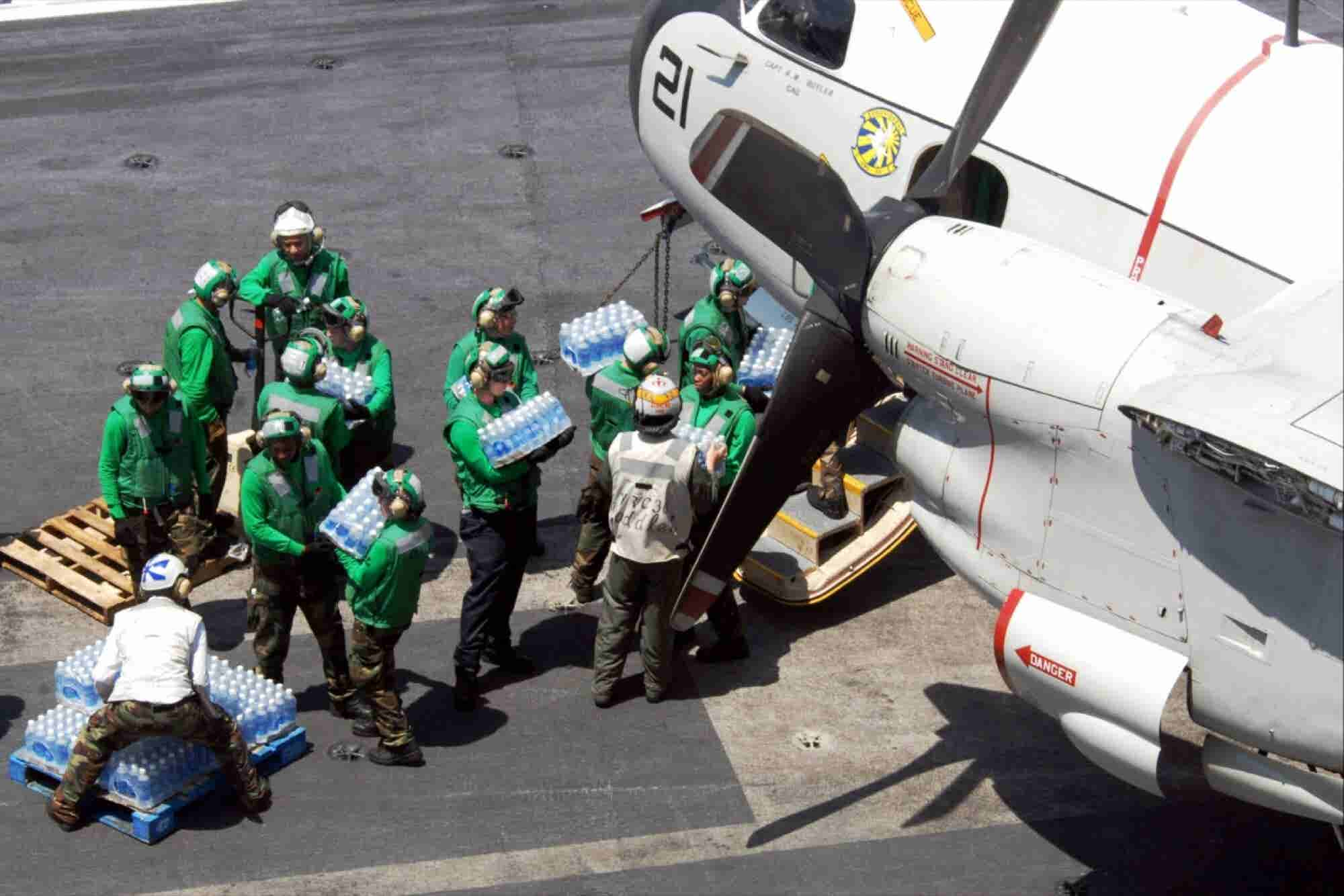 Scopes And Opportunities in Humanitarian Logistics