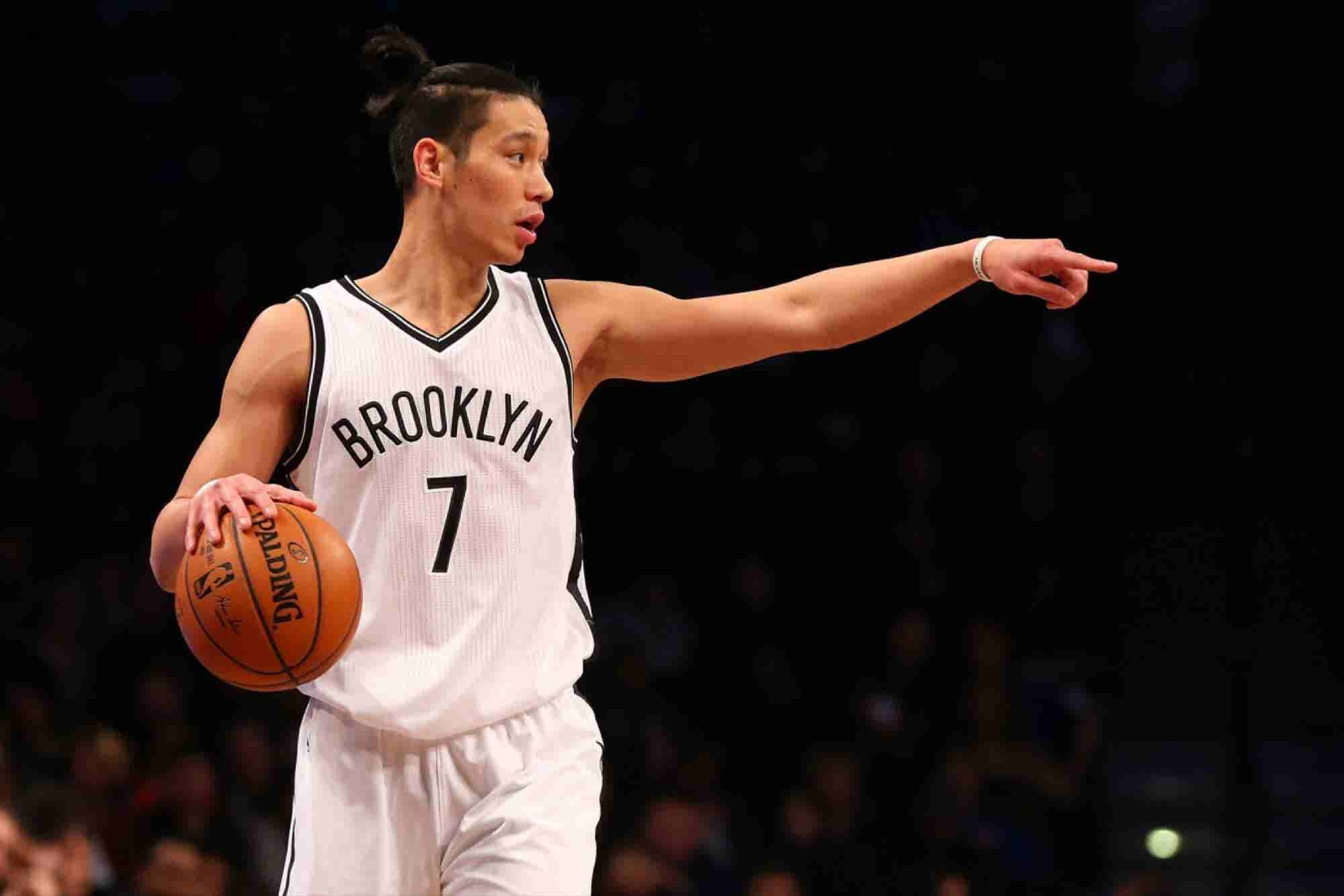 NBA Star Jeremy Lin's 5 Lessons on Staying Focused and Investing in Lo...
