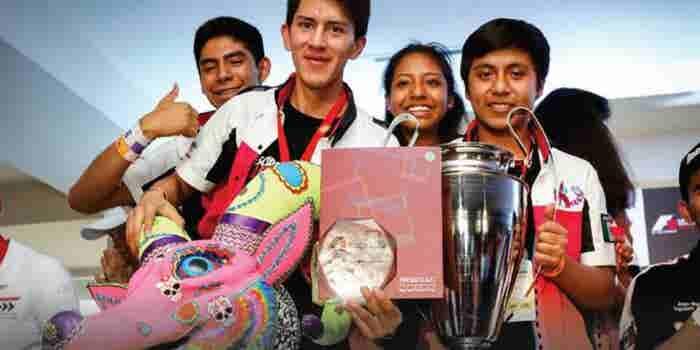 Estudiantes del Conalep competirán en Malasia con un auto F1 a escala